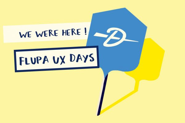Dartagnan exposait aux Flupa UX Days 2018
