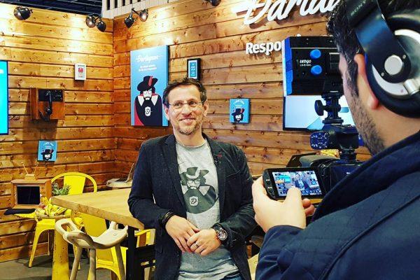 Pascal Bertoux, directeur commercial de Dartagnan