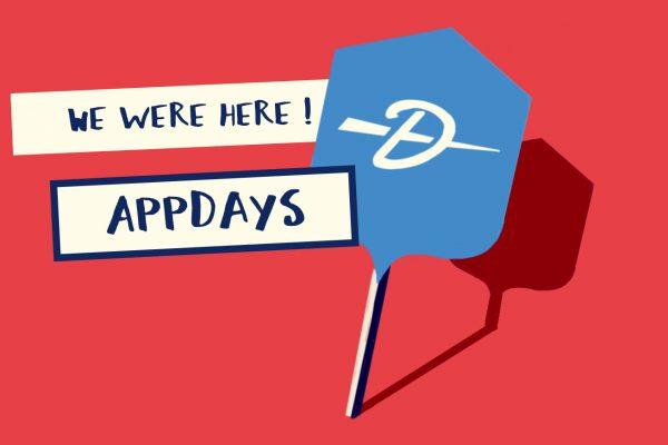Dartagnan aux AppDays 2017