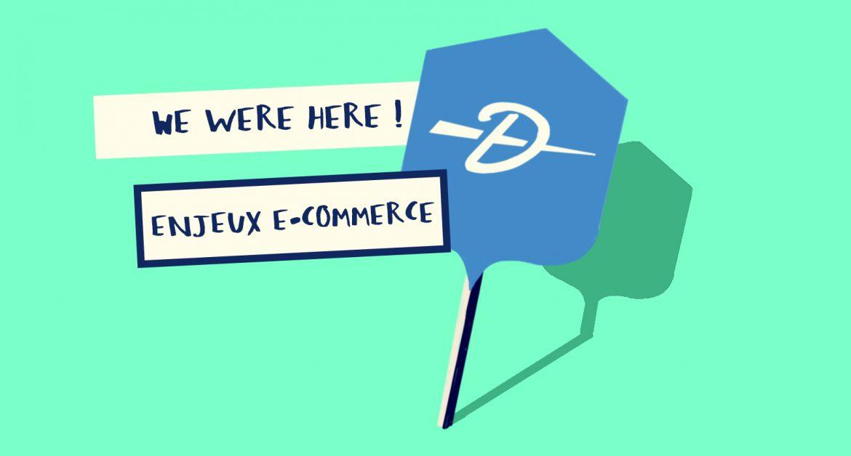 Dartagnan aux Enjeux E-commerce 2017